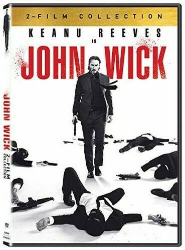 John Wick: 2-film Collection [new Dvd] 2 Pack, Ac-3/dolby Digital, Dol
