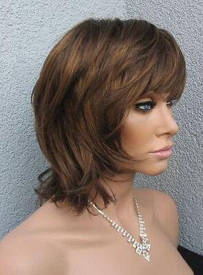Retro Style mit langem Nacken - Völlig unkomplizierte Beauty Perücke