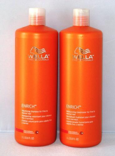 Wella Conditioner Shampoo Amp Conditioning Ebay