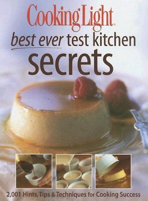 Best Ever Secrets of the Cooking Light Test