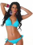 Triangel Bikini Push Up