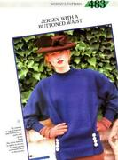 Ladies Knitting Patterns DK