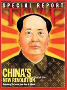 Time Magazine Mao