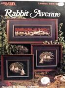 Rabbit Cross Stitch