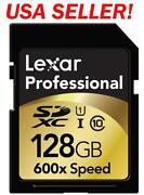 128GB SDXC