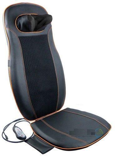 homedics massage chair instructions