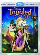 Tangled Blu Ray