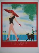 Vintage Art Deco Poster