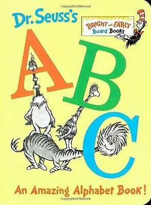 Dr. Seuss's ABC: An Amazing Alphabet Book! -NEW on Rummage