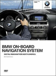 NEW 2015 BMW Navigation DVD Map Update - East & West