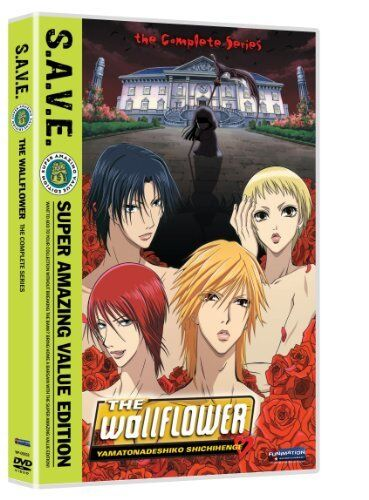 NEW The Wallflower: The Complete Collection S.A.V.E. (DVD)
