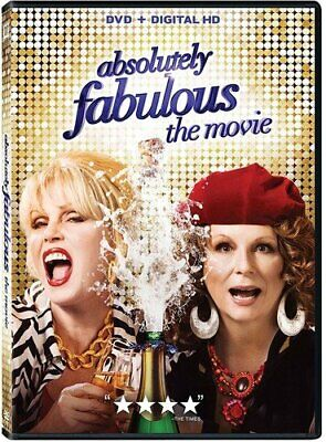 Absolutely Fabulous (DVD, 2016, Digital) NEW