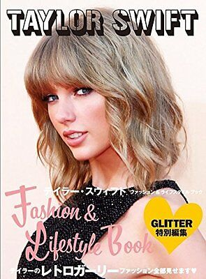 TAYLOR SWIFT All About her Fashion & Life style Photo Book NEW Free shipping