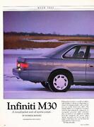 Infiniti M30