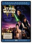 Return of The Jedi DVD