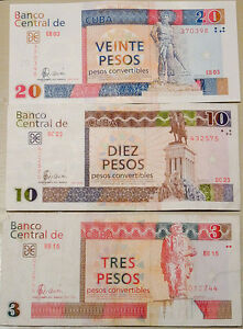 I buy Cuban pesos for 1.25$Canadian dollars for each pesos