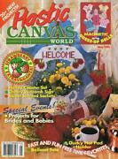 Plastic Canvas Magazines