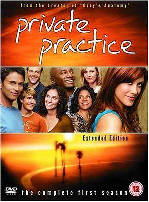 Private Practice - Complete Season 1 - Dvd - Uk Region 2 Sealed