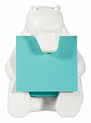 Post-it Pop-up Notes Dispenser For 3 In X 3 In Notes Includes Black And White B