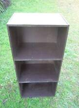 Brown book shelf $5 Albion Brisbane North East Preview