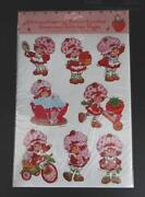 Vintage Strawberry Shortcake Sheets