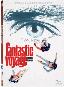 FANTASTIC VOYAGE New Sealed DVD Special Edition Raquel Welch