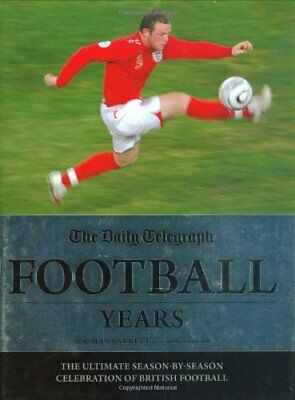 The Daily Telegraph Football Years,Norman Barrett, Martin Smith for sale  Shipping to Ireland