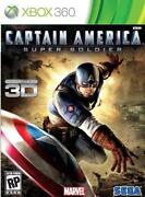 Xbox 360 Games Captain America