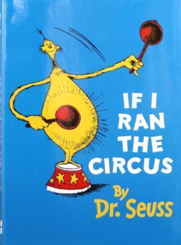 if i ran the circus ebay
