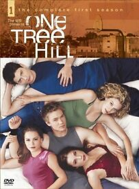 One Tree Hill the complete first season box set