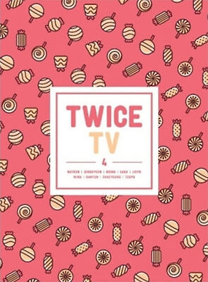 TWICE - [TV4] 3DISC+Photo book+Postcard