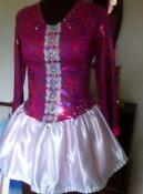 Pink Irish Dancing Dresses
