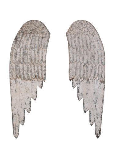Wooden Angel Wings Home Furniture Amp Diy Ebay