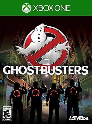 Xbox One Ghostbusters The Video Game Brand New Factory Sealed