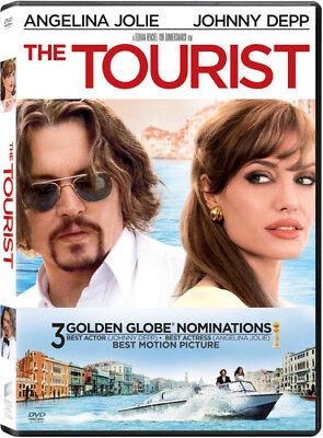 The Tourist [New DVD] Ac-3/Dolby Digital, Dolby, Dubbed, Subtitled, Widescreen