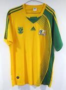South Africa Football Shirt