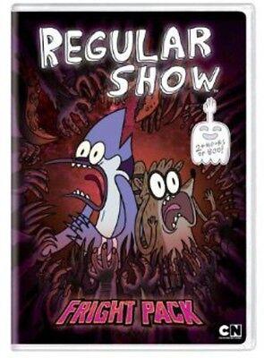 Regular Show: Fright Pack DVD Region 1