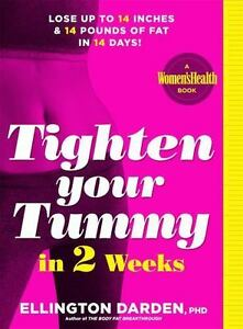Tighten Your Tummy In 2 Weeks Lose Up To 4 Inches Off Your Waist