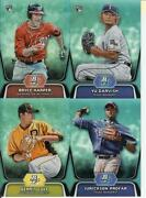 2012 Bowman Platinum Set
