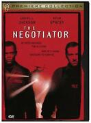 The Negotiator DVD