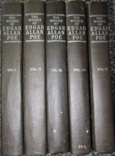 Edgar Allan Poe Raven Edition | eBay