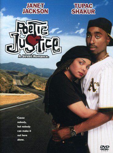 Poetic Justice [New DVD] Widescreen