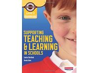 """""""SUPPORTING TEACHING & LEARNING IN SCHOOLS"""" with DVD for Level 2 Certificate"""