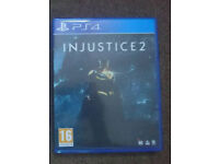 Injustice 2 - PS4 - Mint Condition