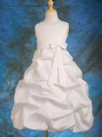 TIARAS, COMBS, GRECIAN WIRES;  COMMUNION FLOWER GIRL DRESSSES