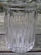 Glass Jam Pot
