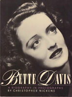 bette davis a biography in photographs by christopher nickens