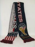 USA Soccer Scarf