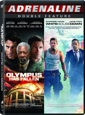 Olympus Has Fallen / White House Down [New DVD] 2 Pack, Ac-3/Dolby Dig
