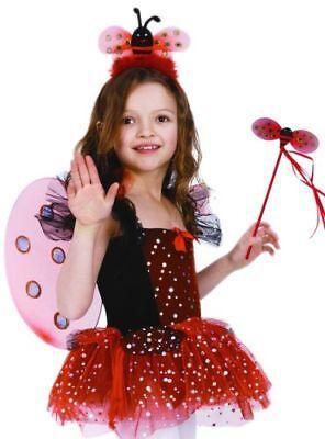 NEW ADORABLE POPATU LADYBUG HALLOWEEN COSTUME SIZE M](Lovely Ladybug Costume)